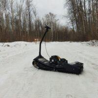Электро сноуборд_электро мотосноуборд_электрический мото сноуборд_electric snowboard_motosnowboard_10