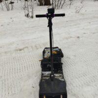 Электро сноуборд_электро мотосноуборд_электрический мото сноуборд_electric snowboard_motosnowboard_6