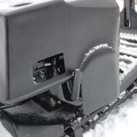 Мотосноуборд_мото сноуборд снайк_моторизованный сноуборд Snike_электро сноуборд_электрчиеский сноуборд_power snowboard_mattracks_power board_black daimond_12
