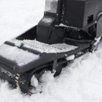 Мотосноуборд_мото сноуборд снайк_моторизованный сноуборд Snike_электро сноуборд_электрчиеский сноуборд_power snowboard_mattracks_power board_black daimond_5